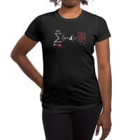 String Theory - womens-regular-tee - small view