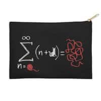 String Theory - zip-pouch - small view