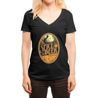 Spice Beer - womens-deep-v-neck - small view
