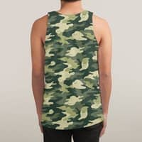 Army of Hugs - sublimated-tank - small view