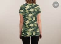 Army of Hugs - womens-sublimated-v-neck - small view