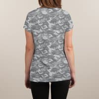 Camouflage - womens-sublimated-v-neck - small view