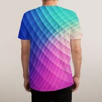 Spectrum Bomb! - mens-sublimated-tee - small view