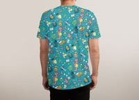 Dungeons & Patterns - mens-sublimated-tee - small view