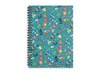 Dungeons & Patterns - spiral-notebook - small view