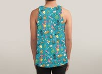 Dungeons & Patterns - sublimated-tank - small view