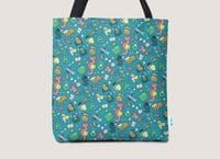 Dungeons & Patterns - tote-bag - small view