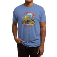 Taco Gnome Thinks You're Cute - mens-triblend-tee - small view