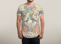 Meowosaurus - mens-sublimated-triblend-tee - small view