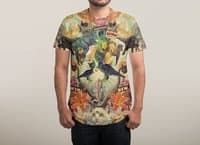Meowosaurus - mens-sublimated-tee - small view