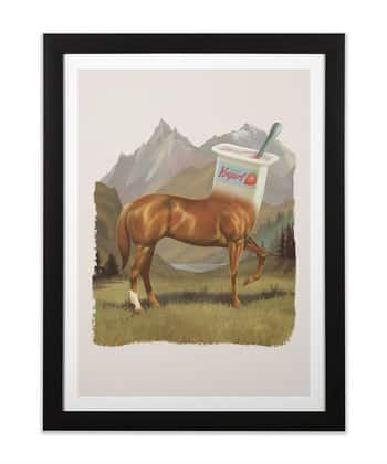 Half Horse Half Yogurt