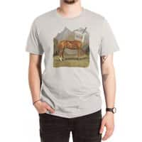 Half Horse Half Yogurt - mens-extra-soft-tee - small view