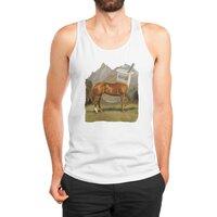 Half Horse Half Yogurt - mens-jersey-tank - small view