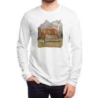 Half Horse Half Yogurt - mens-long-sleeve-tee - small view