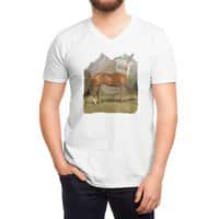 Half Horse Half Yogurt - vneck - small view