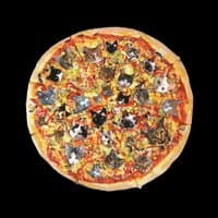 If the Internet Was a Pizza - small view