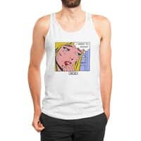 Poop Art - mens-jersey-tank - small view