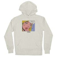 Poop Art - unisex-lightweight-pullover-hoody - small view