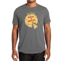 Sweet Dreams Are Made of Cheese - mens-extra-soft-tee - small view
