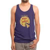 Sweet Dreams Are Made of Cheese - mens-triblend-tank - small view