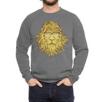 Lions Are Smarter Than I Am - crew-sweatshirt - small view