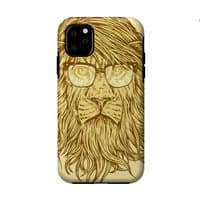 Lions Are Smarter Than I Am - double-duty-phone-case - small view