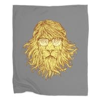 Lions Are Smarter Than I Am - blanket - small view