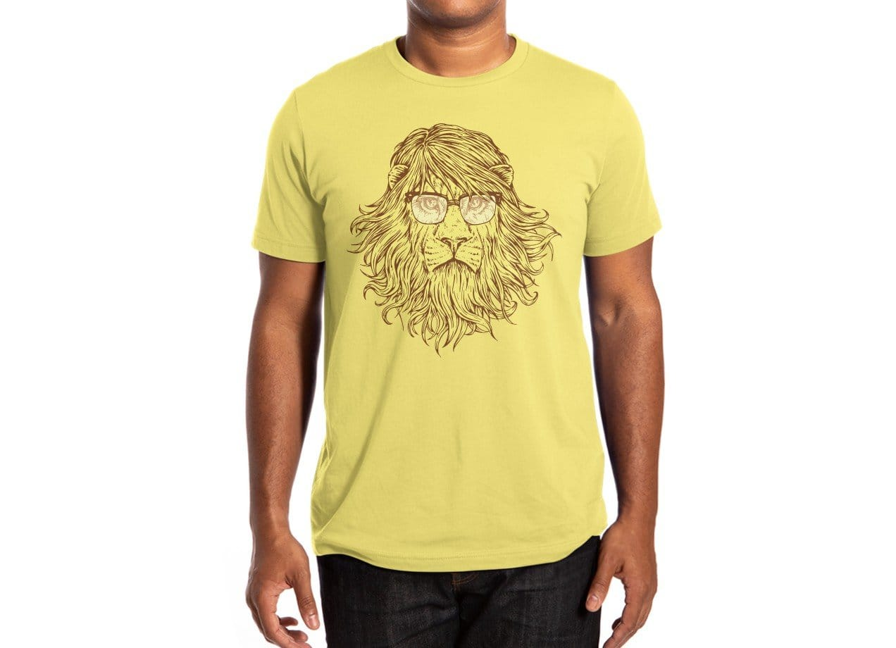 b1c2ad058 Lions Are Smarter Than I Am by Keith Carter   Men's T-Shirt Threadless