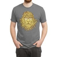 Lions Are Smarter Than I Am - mens-triblend-tee - small view