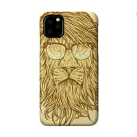 Lions Are Smarter Than I Am - perfect-fit-phone-case - small view
