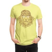 Lions Are Smarter Than I Am - mens-regular-tee - small view