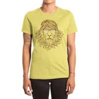 Lions Are Smarter Than I Am - womens-extra-soft-tee - small view