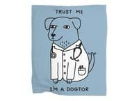 Dogtor - blanket - small view