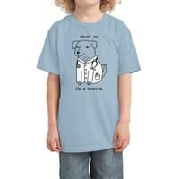 Dogtor - kids-tee - small view