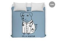 Dogtor - duvet-cover - small view