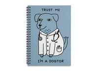 Dogtor - spiral-notebook - small view