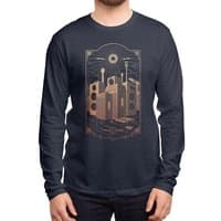 Detroit Rock City - mens-long-sleeve-tee - small view