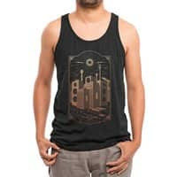Detroit Rock City - mens-triblend-tank - small view