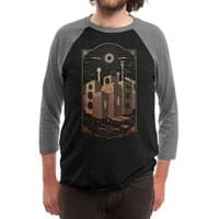 Detroit Rock City - triblend-34-sleeve-raglan-tee - small view