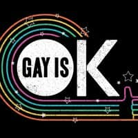 GAY IS OK - small view