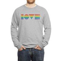 Geometric Pride - crew-sweatshirt - small view