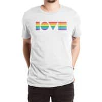 Geometric Pride - mens-extra-soft-tee - small view