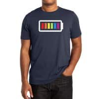 GLBT Power - mens-extra-soft-tee - small view