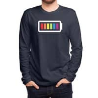 GLBT Power - mens-long-sleeve-tee - small view