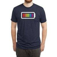 GLBT Power - mens-triblend-tee - small view