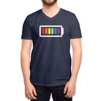 GLBT Power - vneck - small view