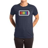 GLBT Power - womens-extra-soft-tee - small view