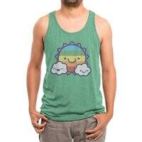 The Sun'll Come Out, Tomorrow - mens-triblend-tank - small view