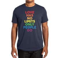 No Limits - mens-extra-soft-tee - small view