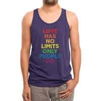 No Limits - mens-triblend-tank - small view